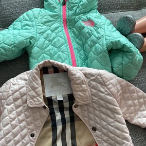 Burberry And North Face for Sale in Addison, IL
