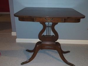 Antique fold away table for Sale in Grove City, OH