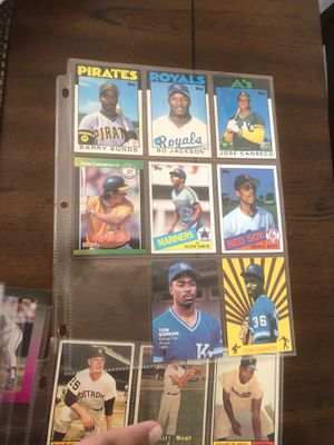 Baseball Card Collection for Sale in Stanton, CA