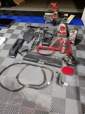 Parts from a 98 civic dx hatchback for Sale in Beaverton, OR