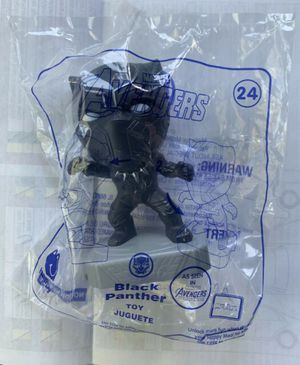 Avengers Black Panther McDonald's Mystery Toy #24 for Sale in Chula Vista, CA