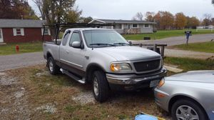 03 f150 fx4 super cab 4x4 for Sale in Mendon, IL