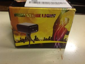 New mini stage light for Sale in Naples, FL
