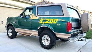 $1,200🎃For🎃 Sale! 1996 Ford bronc🎃 for Sale in Washington, DC