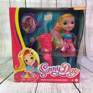 Nickelodeon Sunny Day Magic Color Change Hair for Sale in Mercer Island, WA