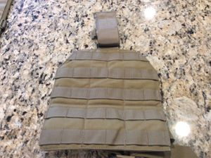 Eagle Industries Molle leg panel for Sale in Puyallup, WA