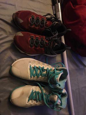 Jordan's & Nike zoom for Sale in Peoria, IL