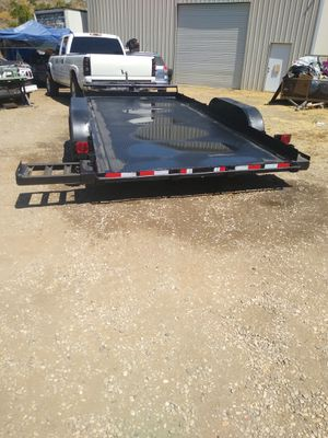 6.5x16 Car Trailer Bones from big Tex made New for Sale in Lake Elsinore, CA