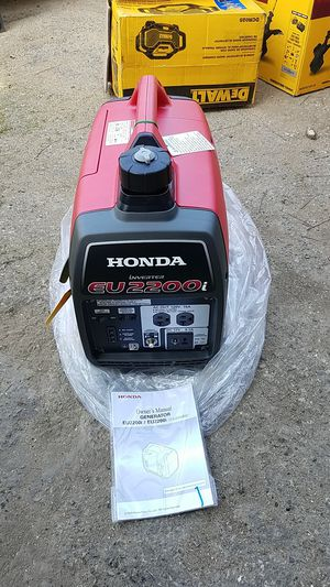 Honda generator for Sale in Fresno, CA
