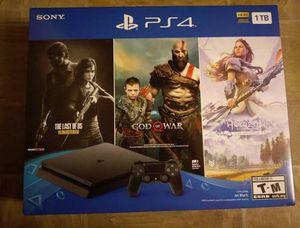 Playstation 4 slim (BUNDLE)!!! for Sale in Houston, TX