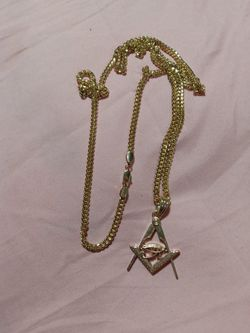 Eye Of Raw Free Mason Necklace for Sale in Portland,  OR