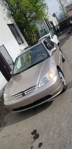 Honda Civic ex for Sale in Hyattsville, MD