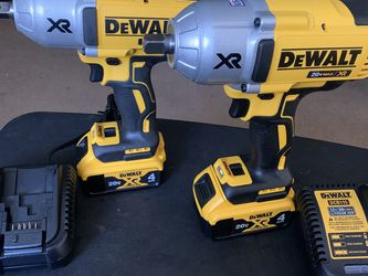 DeWALT 20v Brushless 3-SPEED IMPACT WRENCH DCF899 for Sale in Pomona,  CA
