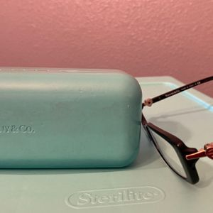 Tiffany & Co Glasses with Hearts for Sale in Menifee, CA