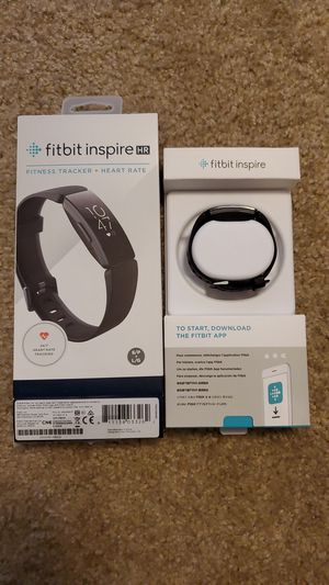 Fitbit Inspire HR for Sale in Richardson, TX