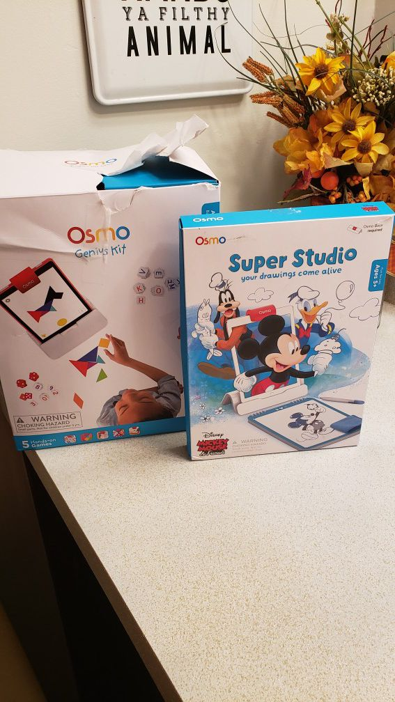 Osmo for Amazon fire tablet