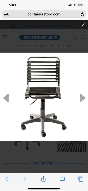 Bungee Office Chair for Sale in Philadelphia, PA