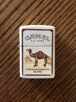 Camel Zippo for Sale in Fresno, CA