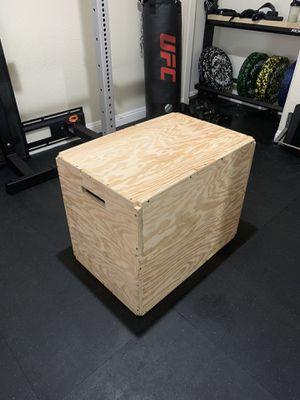 Plyo Box for Sale in Henderson, NV