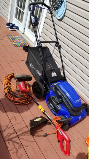 Kobalt lawnmower combo Good conditions for Sale in Frederick, MD