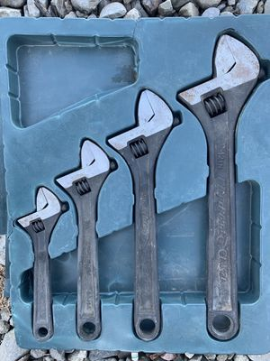 Bluepoint adjustable wrench set for Sale in Oakland, CA