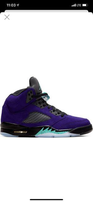 Jordan 5 size 13 280$ for Sale in Lake Buena Vista, FL
