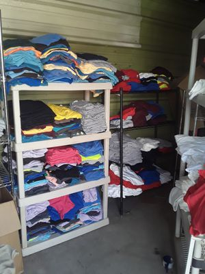 Tshirts and wholesale clothing $1 for Sale in Nashville, TN
