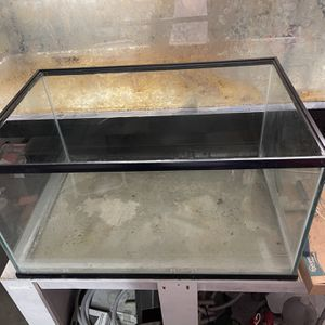 Glass Fish Tank - 36x24x19 for Sale in Rosemead, CA