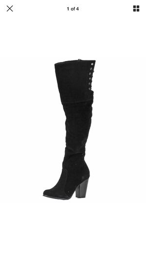 Chase and Chloe thigh high boots size 9M for Sale in San Jose, CA