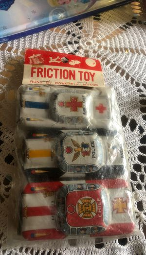 Friction toys for Sale in Houston, TX