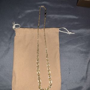 "14k Solid Yellow Gold 18"" Rope Chain for Sale in Port St. Lucie, FL"