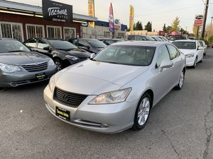 2007 Lexus ES 350 clean title and financing available for Sale in Tacoma, WA