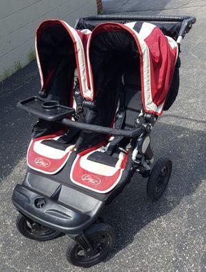 Baby Jogger City Elite Double Jogging Stroller for Sale in Farmington, MI