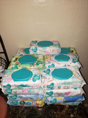 Pamper Baby Wipes for Sale in Houston, TX