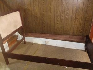 Twin bed frame for Sale in Philadelphia, PA