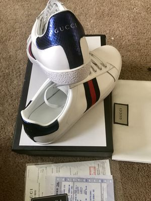 Gucci shoes Us 8 (41)MENS size for Sale in Arlington Heights, IL