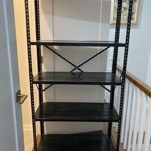 Barely used Garage organization rack for Sale in Ashburn, VA