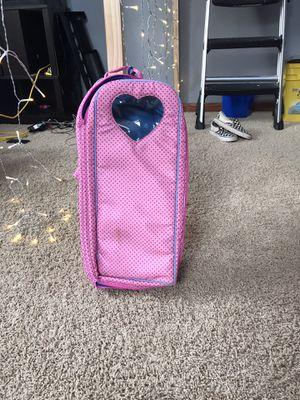 American girl doll carrier for Sale in Elk River, MN