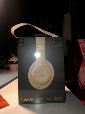 Brand New Beats Studio 3 for Sale in Buena Park, CA