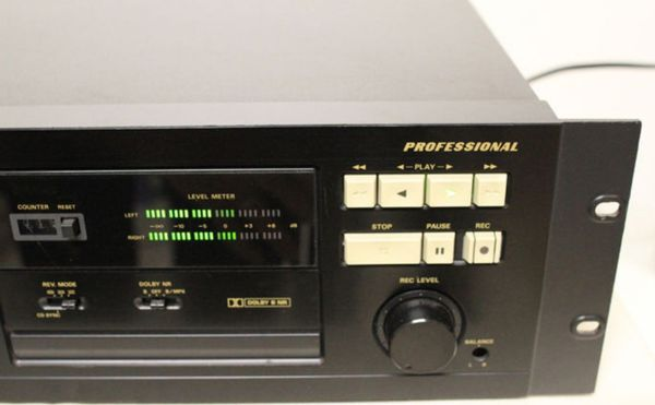PMD501 Professional Cassette Stereo [SELLING 10 boxes individually one by one