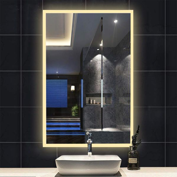 New! Led lighted mirror