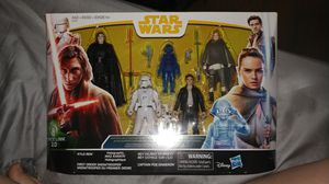 SW Star Wars Force Link 2.0 The Last Jedi Figure 5-Pack Action Figures for Sale in Peoria, AZ