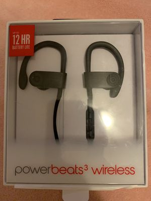 Powerbeats 3 wireless for Sale in North Las Vegas, NV