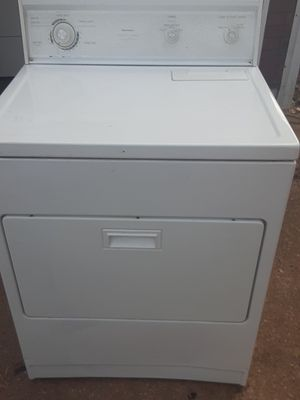 Extra large capacity electric dryers what's warranty can deliver trade-ins welcome for Sale in BRECKNRDG HLS, MO
