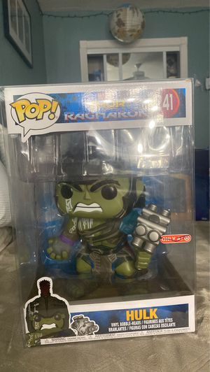 Hulk 10 inch Funko Pop for Sale in Norwalk, CA