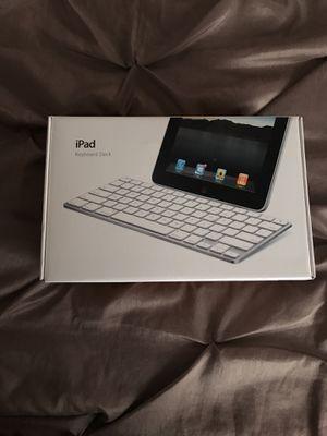 Apple iPad 1 Keyboard Dock (New) for Sale in New Market, MD