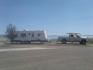2008 RV travel trailer 3 bunk bed for Sale in West Jordan, UT