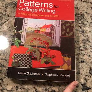 Patterns For College Writing for Sale in Portsmouth, VA