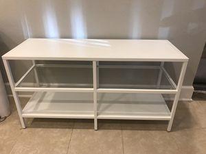 White TV stand for Sale in Auburn, WA