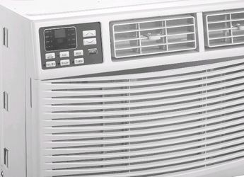 Cool-Living 10,000 BTU 115-Volt Window Air Conditioner with LCD Display and Remote, White $225 FIRM for Sale in Redlands,  CA